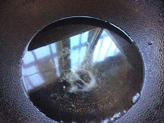 辅食计划+荠菜鱼肉丸,放入少许盐和糖