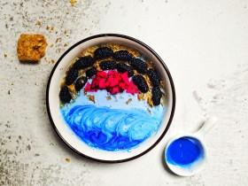 青花瓷~Smoothie bowl