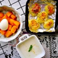 吃出好身材  瘦身早餐烤土豆