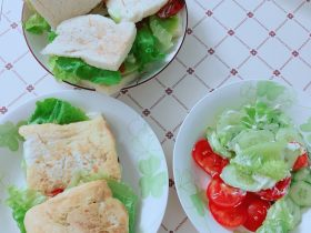 三种三明治简单做法