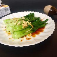 白灼小青菜