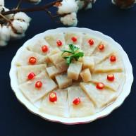 水晶五香猪皮冻