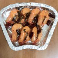 油焖椒麻虾