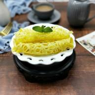 网红蕾丝蛋卷#华夫饼机器版#