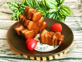 红烧茶香排骨肉
