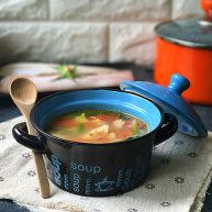 青菜西红柿鳕鱼汤