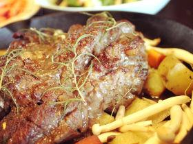 迷迭香铁锅烤牛肉
