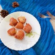 辅食:迷你鸡翅中包米饭