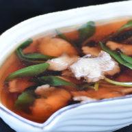【药膳】降血压、降血脂的春鱼花汤