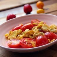 了不起的小番茄+小番茄炒蛋