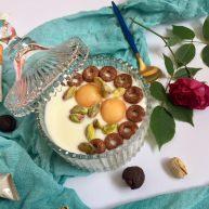 低脂餐💗哈密瓜坚果酸奶杯