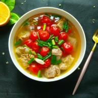 了不起的小番茄+小番茄排骨汤