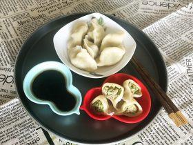 头伏饺子   鲜香的麻椒猪肉馅水饺