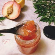 水蜜桃果酱 香甜美味