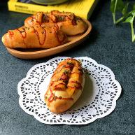 香葱火腿芝士面包