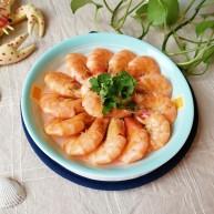 香煎厄瓜多尔白虾