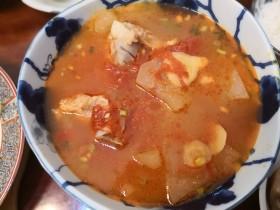 蕃茄冬瓜棒骨汤