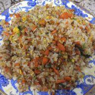 海胆黄炒饭