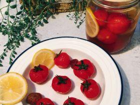 冰镇话梅小番茄🍅