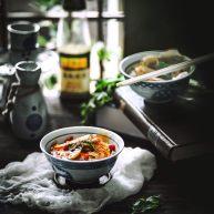 十分钟快手菜 凉拌藕片&花椒油拌面