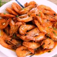 超级美味的油焖基围虾,今天就来教你做