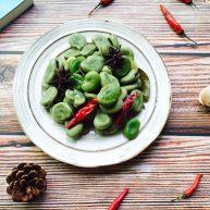 #做妈妈的拿手菜#五香蚕豆