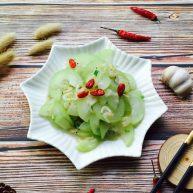 家常菜+蒲瓜炒虾皮