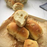 蜂蜜提子面包