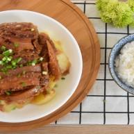 粉蒸肉—软软糯糯,肥而不腻入口即化