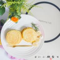 酵母版香蕉松饼