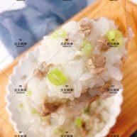 牛肉口菇粥