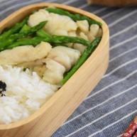 芦笋炒龙利鱼柳—清淡爽口,营养又美味