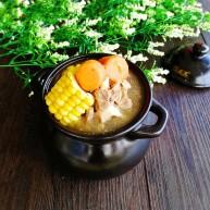 玉米胡萝卜筒骨汤
