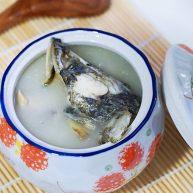 术后护理黑鱼汤