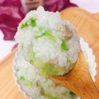西生菜牛肉粥   10m+