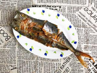 下饭神器  香煎咸鲅鱼
