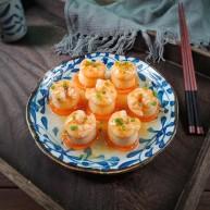 虾仁玉子豆腐