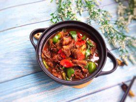 家常菜+红烧鸭肉