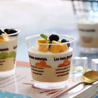 芒果椰奶冻 杨枝甘露般的美味