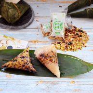 十二谷米蜜枣粽