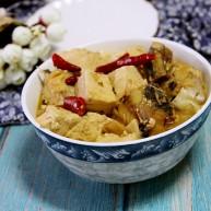 炖鳕鱼豆腐
