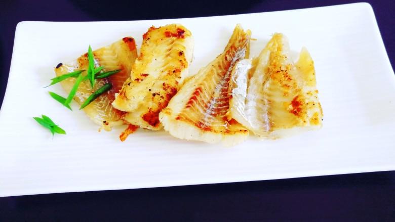 鱼鱼鱼,鳕鱼来啦,烤鳕鱼