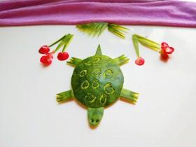 西瓜皮拼图小龟