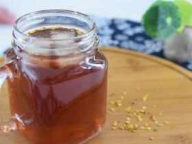 古法传承、精心熬制的桂花酸梅汤,味道就是不一样