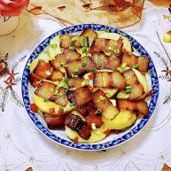 特简单,超级香➕剁椒土豆蒸酱油肉
