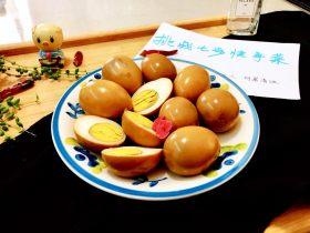 快手小食 超简单酱油卤蛋
