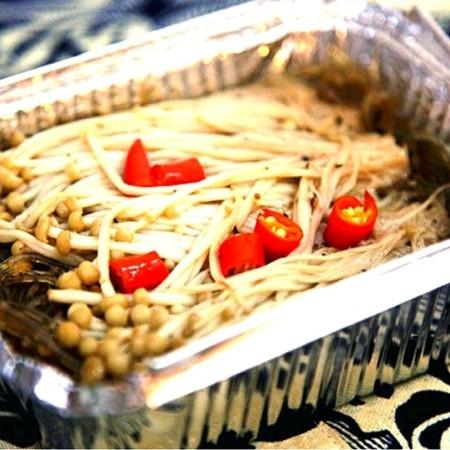 粉丝金针菇