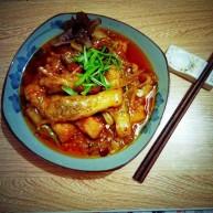 江湖菜一太安鱼