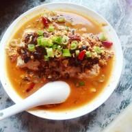 豆豉内酯豆腐