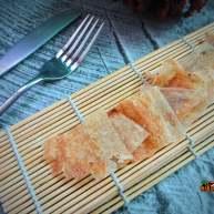 酥脆鲜虾片
